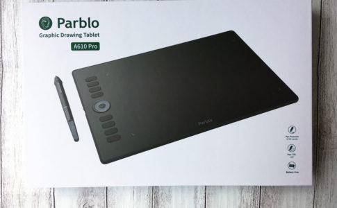 parblo-ペンタブの画像